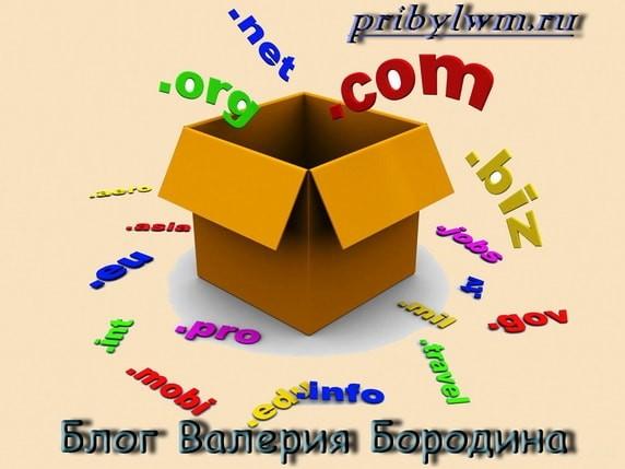 Что такое домен и хостинг