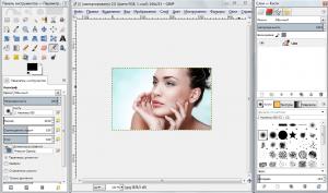 программа GIMP