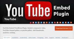 YouTube Embed Plus