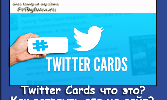 twitter cards