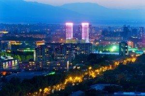 Казахстан-Алматы