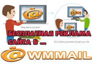 реклама сайта бесплатно
