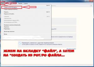 русифицировать тему wordpress