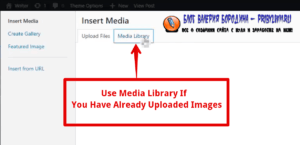How to fix common image issues in WordPress Adding Images To Blog Post 4