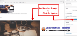 How to fix common image issues in WordPress Adding multiple images in post 3