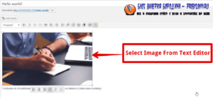 How to fix common image issues in WordPress attaching image to another url 1