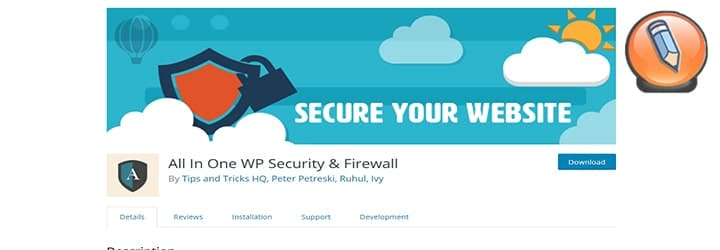 All-One WP Security & Firewall