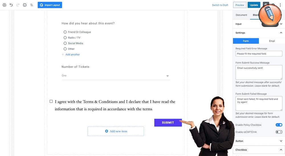 stranica politiki konfidencialnosti