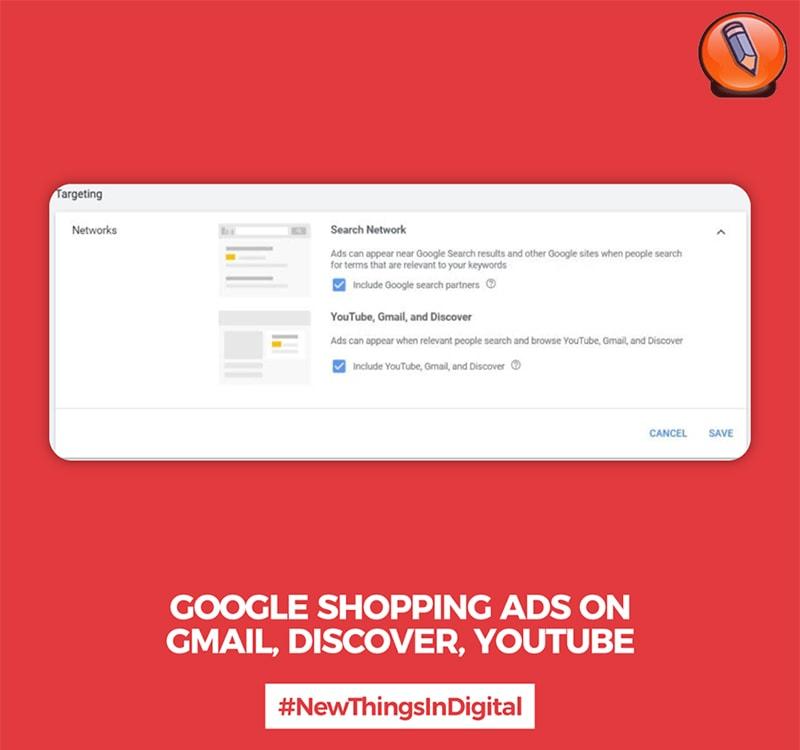Google Покупки рекламы