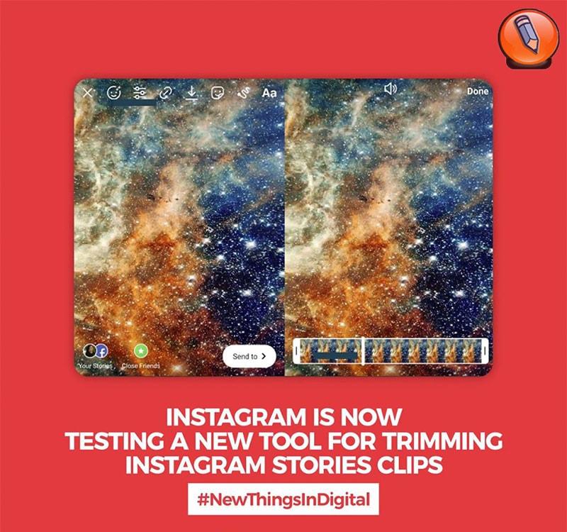 Instagram сейчас тестирует новый инструмент