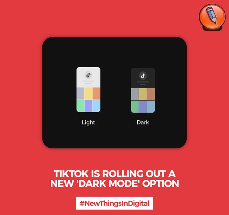 TikTok представляет новую опцию