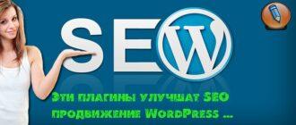 seo продвижение wordpress
