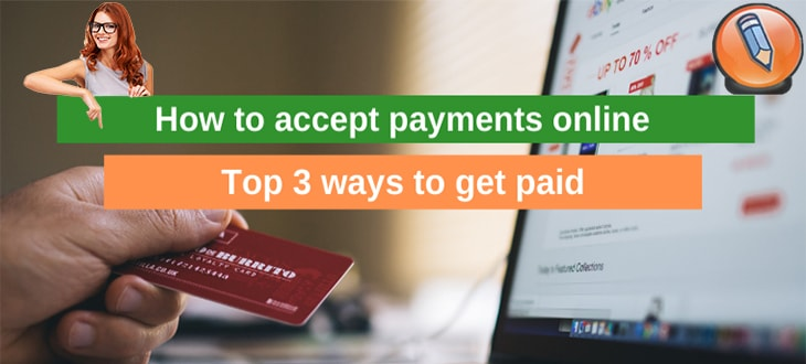 как принимать платежи онлайн