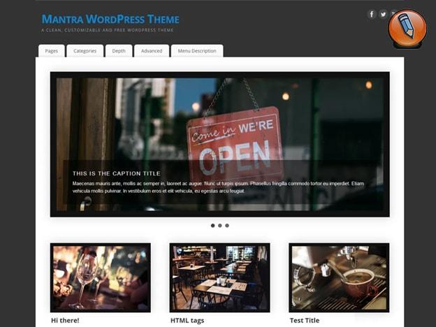 как создать собственный сайт WordPress